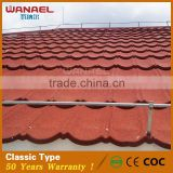 NEW STYLE BUILDING MATERIALS stone coated long span metal roofing sheet sizes                                                                         Quality Choice