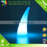New promotional manufacturer direct sale table lamp/LED night light/LED illuminated bedside lamp