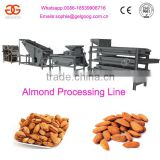 Industrial Almond Sheller Beaking Machine Almond Skin Peeling                                                                         Quality Choice