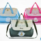 New diapering bags Backpack with Change Pad Tissue Box baby Nappy bag maternity