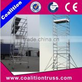 Aluminium Scaffolding Tower, Movable Scaffolding, Used Scaffold For Sale                                                                                         Most Popular