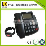 Large Button Land Line Phone With Emergency Buttons Handsfree Emergency Phone