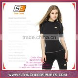Stan Caleb women fitness apparel breathable gym wear body fit clothing yoga wear