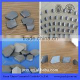 Professional tungsten carbide welding tips with high quality