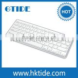 Computer Part Wholesalers Ultra -thin USB Bluetooth Keyboard For Windows 98/2000/ME/XP/MAC