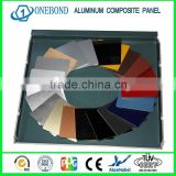 Factory supply directly wall covering panels aluminum wall cladding Aluminium Composite Panel