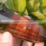 18 Sides VOGEL Rock Quartz Crystal Healing Point / Smoky Quartz Crystal Point Wholesale / Crystal Gift Item of Crystal Point