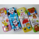 Alibaba factory lovely cartoon printing film pencil case heat transfer film for decoration