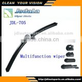 Multi-function flat car wiper blades size :11'' 12'' 13'' 14'' 15'' 16'' 17'' 18'' 19'' 20'' 21'' 22'' 24