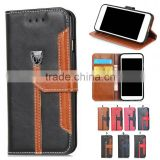 flip wallet crazy horse pattern leather phone case cover for Meizu m3 note mini mx5 4 pro 6 5 4 3 2 1