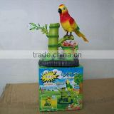 Battery Operated talk back parrot bird toy PAF532C