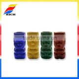 promotional custom ceramic tiki shot glass