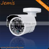 Fixed Lens Security Analog Waterproof 1000tvl housing ir bullet camera with china factory