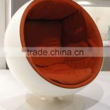 modern saucer chair hanging ball chair bubble balance ball chair