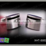 High quality tie cufflink hanky set for christmas gift