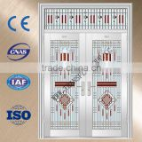 French style exterior metal doors Steel security door