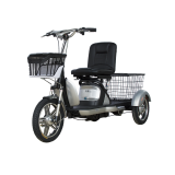 electric tricycle cargo electric bike with big basket