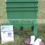 High Quality Widely Use Garden Worm Waste Composter