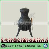 European standard excellent quality outdoor chimnea for warm LF08