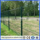 Square Hole Shape and farm,Railway,backyard,Fence Mesh Application galvanized metal fence panel(Guangzhou Factory)