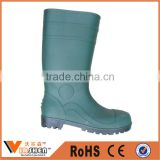 China factory price of men steel toe long boots safety wholesale
