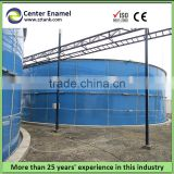 glass lined bolted steel water and rain water storage tanks