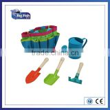 Children's Garden Tool Set Kids Gardening Tools Gardening For Kids Kids Tools with watering can by Bigfish