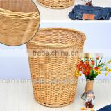 Dirty Cloth Woven Basket Clothes Wicker Storge Proof Wicker Large Family Size Laundry Hamper