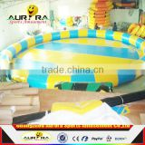 hot sale giant inflatable adult square swimming pool for sale