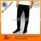 china supplier custom sport yoga pants men latest design cotton pants fashion cheap black printing sweatpants for men