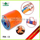 Boston Foot Drop Splint In Orange Blue Color
