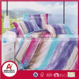 100% polyester colorful bedding sets,alibaba china custom print bedding set,90gsm bed sheet microfiber