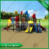 High quality commercial kids plastic tube slide