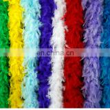 Colors Turkey Feather Boa Turkey Feather Strip 20g Fluffy Craft Decoration Chandelle Feather Boa Marabou