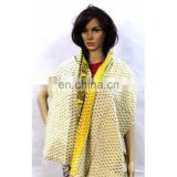 Cotton Kantha Scarf Indian Handmade Stole
