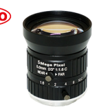 5 Megapixel machine vision lens 5mm 2/3\