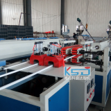 PVC Twin-pipe Production Line