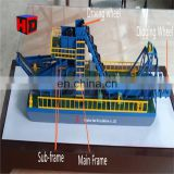 Grab Dredger Bucket Chain Sand Dredger