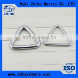 Stainless Steel 316 Welded Triangle Ring,D ring,round ring manufacturer