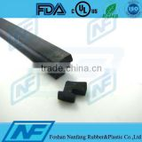 NF factory EPDM or SILICONE oven door gasket for sale