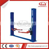Chinese Manufacturer Automobile Workshop tools Double Cylinder Hydraulic two post car lift with CE