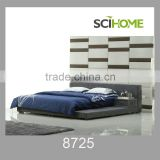 Modern fabric sleeping sofa bed promotional double size