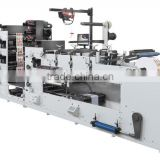 IR UV 2 4 6 Colors Three 3 layer Logistics Express Adhesive Label Sticker Printing Machine                                                                         Quality Choice