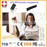 rfid uhf laundry tag textile for clothes/ garment management system                                                                                                         Supplier's Choice