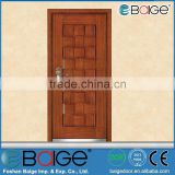 (BG-A9008) italy style steel wood apartment building entry doors