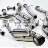 EXHAUST SYSTEM for JAPSPEED NISSAN 350Z Y-PIPE BACK T304 STAINLESS STEEL