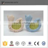 colorful ceramic duck shape 2x2 photo picture frame                                                                         Quality Choice