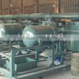 Used Motor Oil Black Oil Decolor Recycling / Oil Regenerating / Oil Purification Machine