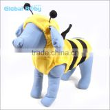 Lovable honey bumble bee dog costume for pet                                                                         Quality Choice