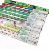 Rolls Packing Colored OPP Sticker Composite Material Various Patterns